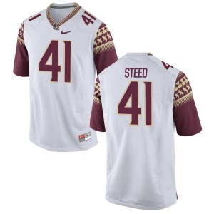 Jack Steed Nike Florida State Seminoles Men's Limited Football Jersey  -  White
